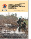Jurnal dialog penanggulangan bencana Vol. 5, No. 1, Tahun 2014