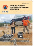 Jurnal dialog penanggulangan bencana vol.7 no.1 tahun 2016