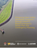 Enhancing dam safety and public protection through InaSAFE-based emergency action plan and contingency planning