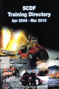 Training directory april 2009 - maret 2010