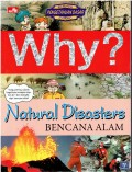 Why? Natural disasters - bencana alam