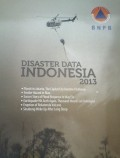 Disaster Data Indonesia 2013