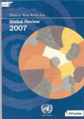 Disaster risk reduction : global review