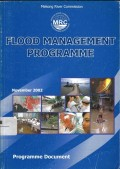 Flood management programme