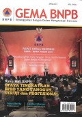 Gema BNPB Vol.8 No.1 April 2017