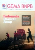 Gema BNPB : Vol. 6. No. 3, Desember 2015