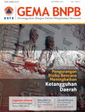 Gema BNPB Vol. 5 No.3, Desember 2014