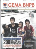 Gema BNPB Vol. 4 No. 1 Juli 2013