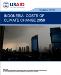 Indonesia : costs of climate change 2050