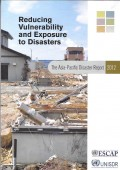 Reducing vulnerability and exposure to disasters