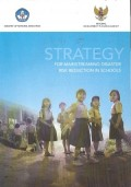 Strategy for mainstreaming disaster risk reduction in schools