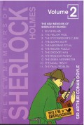 The New memoirs sherlock holmes, volume 2