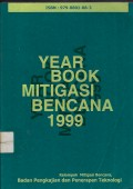 Yearbook mitigasi bencana 1999