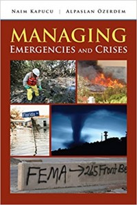Image of Managing emergencies and crises