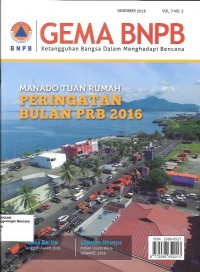 Image of Gema BNPB Vol. 7 No. 3 Desember 2016